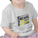 Supporting My Son-in-Law We Stand Strong - Militar T Shirts