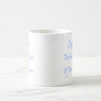 Supporting The Inner Light Of The Children, Sup... Mug