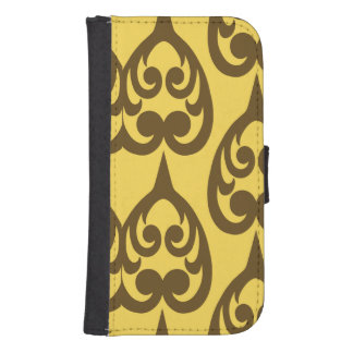 Supporting Unreal Diplomatic Sensible Wallet Phone Case For Samsung Galaxy S4