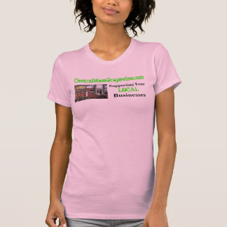 Supporting Your Local Businesses T-Shirt