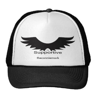 Supportive Wings Hat