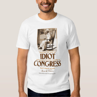 Suppose You Were An Idiot T-shirt