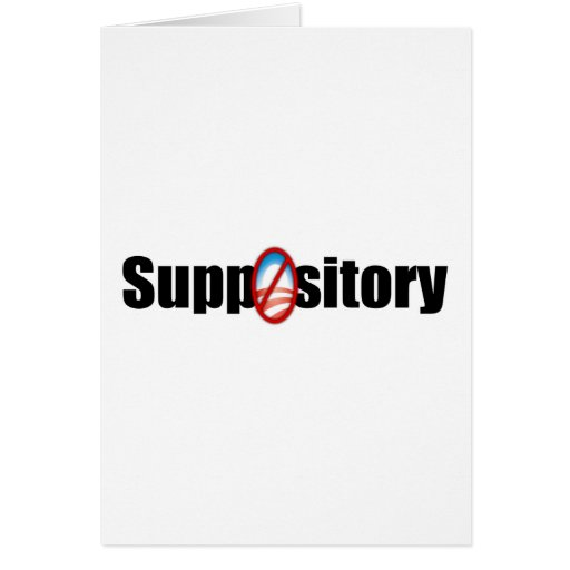 Suppository Cards