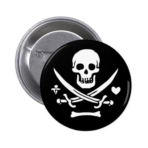 Suppot Our Troops 2 Inch Round Button