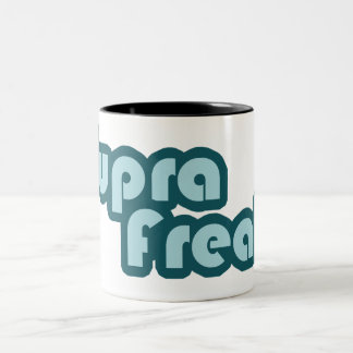Supra Freak Two-Tone Coffee Mug