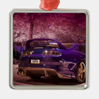 Supra Photography Metal Ornament