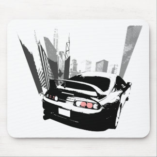 Supra Rollin' Mouse Mats