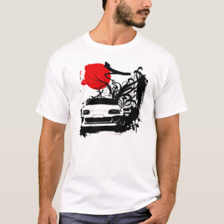 SUPRA - sayonara Tshirt (White)