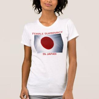 SUPREMACÍA FEMENINA EN JAPÓN REMERAS