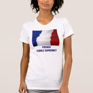 SUPREMACÍA FEMENINA FRANCESA CAMISAS