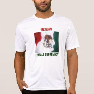 SUPREMACÍA FEMENINA MEXICANA PLAYERA