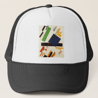 Suprematic Painting by Kazimir Malevich Trucker Hat