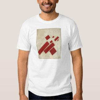 Suprematism con ocho rectángulos de Kazimir Malev Remera