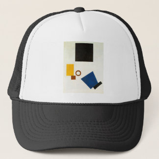 Suprematism. Self Portrait in two dimensions Trucker Hat
