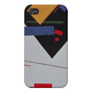 Suprematist Composition, 1915 iPhone 4/4S Cover