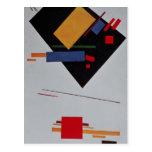 Suprematist Composition, 1915 Postal