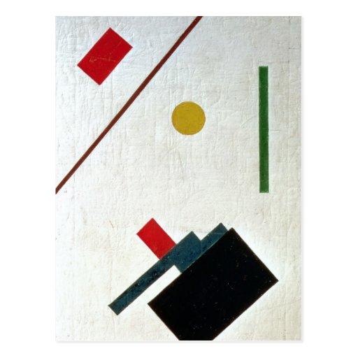 Suprematist Composition, 1915 Tarjetas Postales
