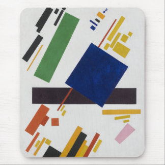 Suprematist Composition by Kazimir Malevich 1916 Mouse Pad