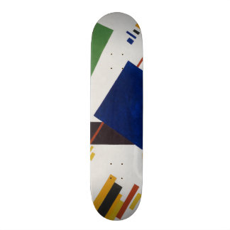 Suprematist Composition by Kazimir Malevich 1916 Skateboard Deck