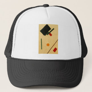Suprematist composition by Kazimir Malevich Trucker Hat