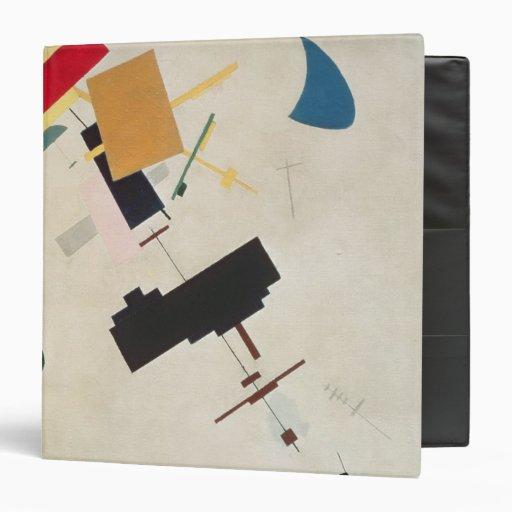 Suprematist Composition No.56, 1936 Vinyl Binders