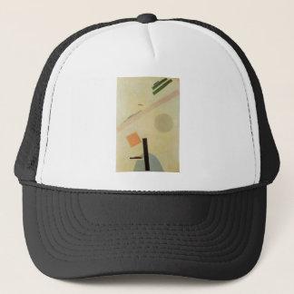 Suprematist Painting by Kazimir Malevich Trucker Hat