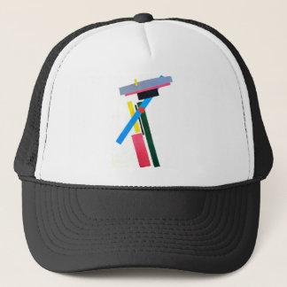Suprematistic Construction by Kazimir Malevich Trucker Hat