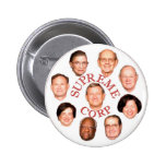 Supreme Corp. 2 Inch Round Button