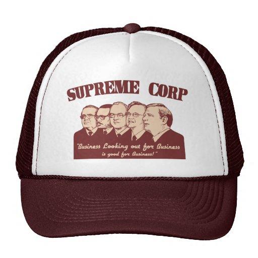 Supreme Corp Gorros