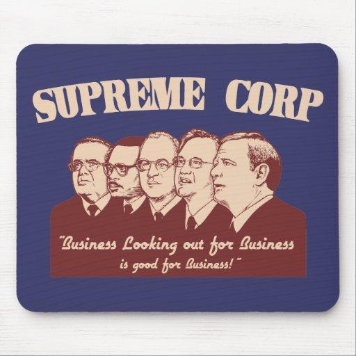 Supreme Corp Mouse Pad