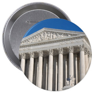 Supreme Court Building of the United States Button