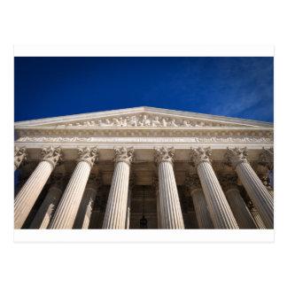 Supreme Court Building Postcard