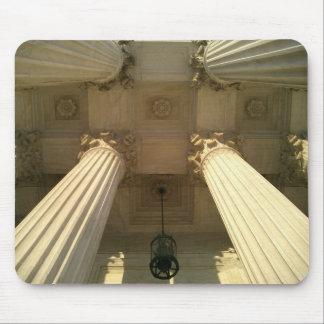 Supreme Court Columns Mouse Pad
