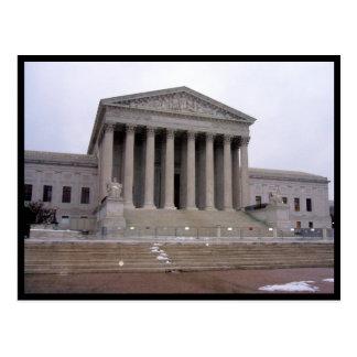 supreme court dc postcard