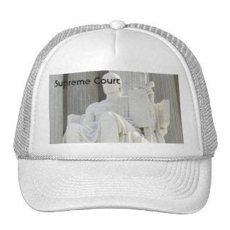 Supreme Court Mesh Hat