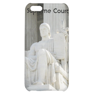 Supreme Court Cover For iPhone 5C