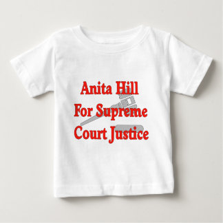 Supreme Court Justice Anita Hill Baby T-Shirt