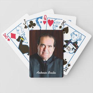 Supreme Court Justice Antonin Scalia Deck Of Cards