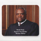 Supreme Court Justice Clarence Thomas Mouse Pad