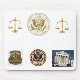 supreme court mouse pad