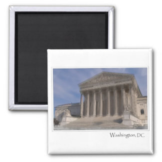 Supreme Court of the United States 2 Inch Square Magnet