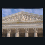 """Supreme Court of the United States Cloth Placemat<br><div class=""""desc"""">Supreme Court of the United States</div>"""