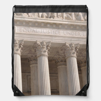 Supreme Court of the United States Drawstring Backpack