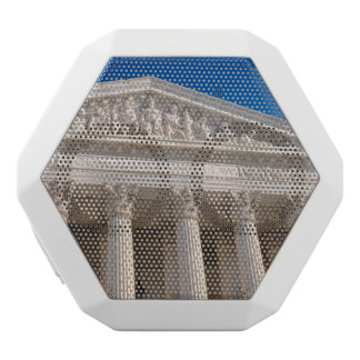 Supreme Court of the United States of America White Bluetooth Speaker
