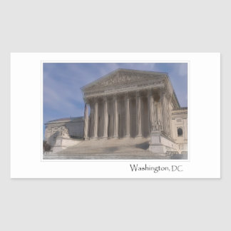 Supreme Court of the United States Stickers
