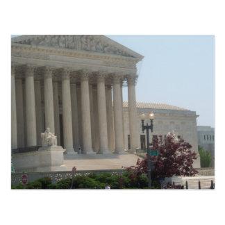 Supreme Court Post Card