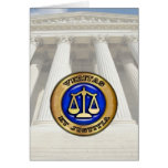 Supreme Court Seal Card