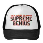 Supreme Genius Trucker Hat