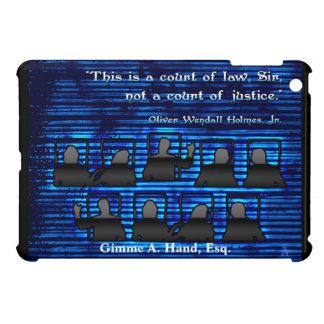 Supreme Law (Personalized) iPad Mini Cover