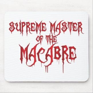 Supreme Master Mouse Pad